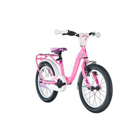 s'cool niXe 16 Barncykel alloy pink